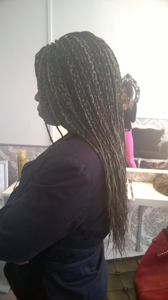 Coiffartiste afro tresse meches